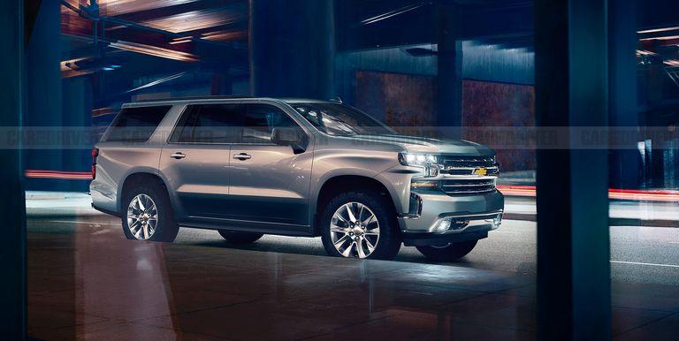 El Chevrolet Tahoe 2021 es un SUV grande que incluirá ...